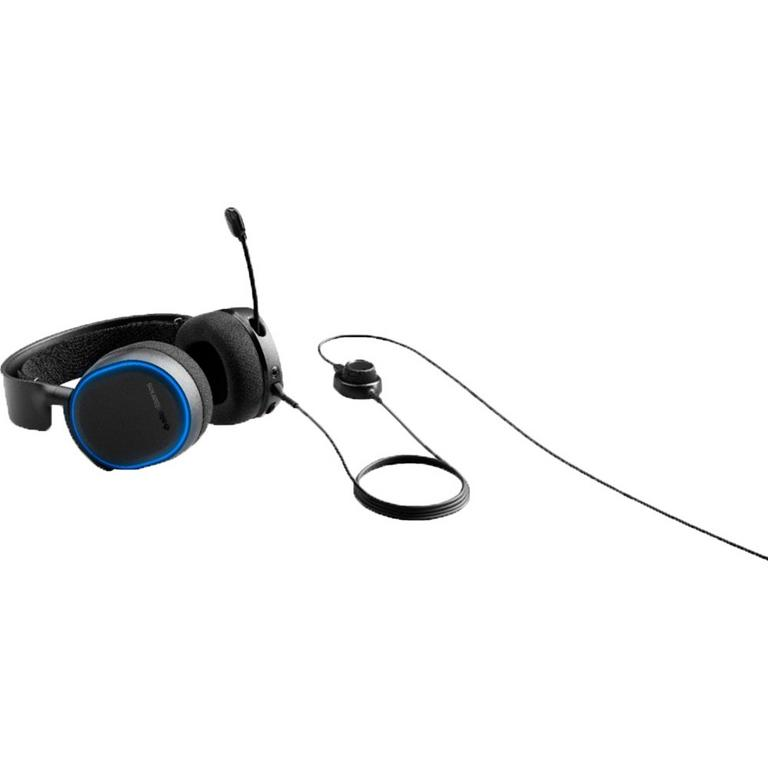 Arctis 5 RGB Black Wired Gaming Headset