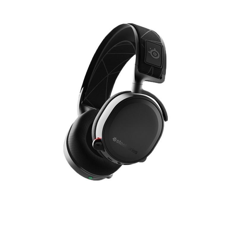 Arctis 7 Black Wireless Gaming Headset Pc Gamestop