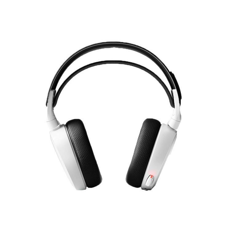 Arctis 7 White Wireless Gaming Headset