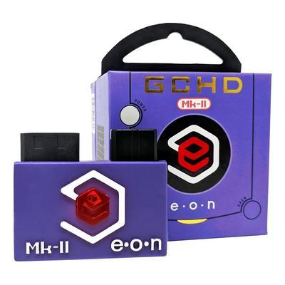 EON GCHD Mk-II GameCube HDMI Adapter Indigo