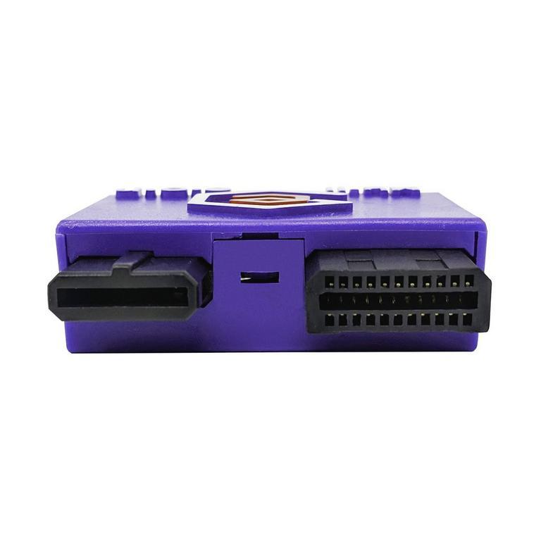 EON GCHD Mk-II GameCube HD Adapter Indigo