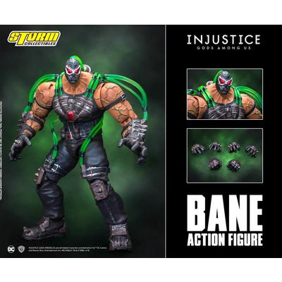Injustice: Gods Among Us Bane Action Figure