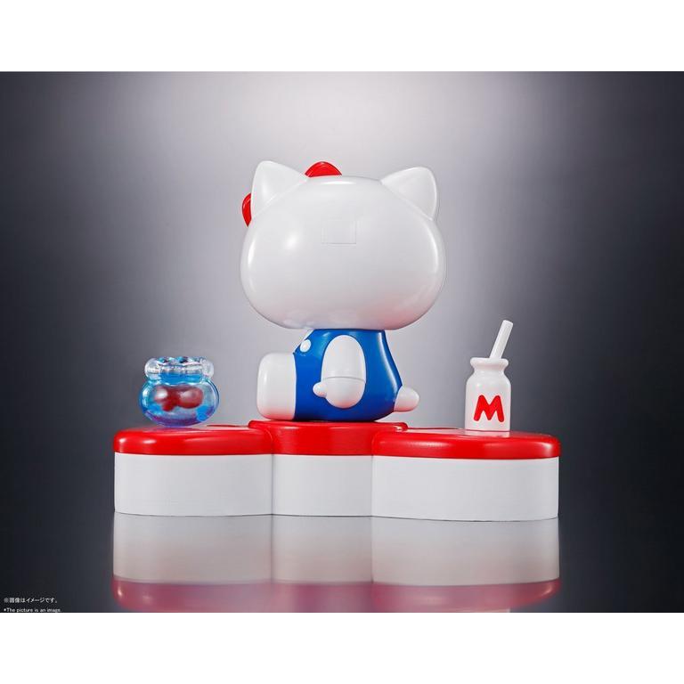 Hello Kitty 45th Anniversary Chogokin Action Figure