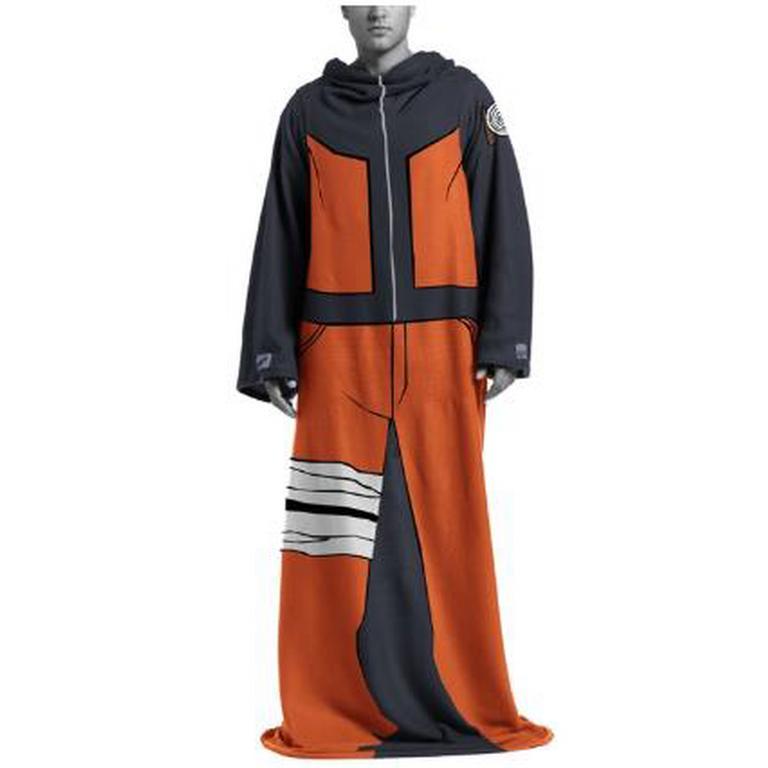 Naruto Shipudden Wearable Blanket