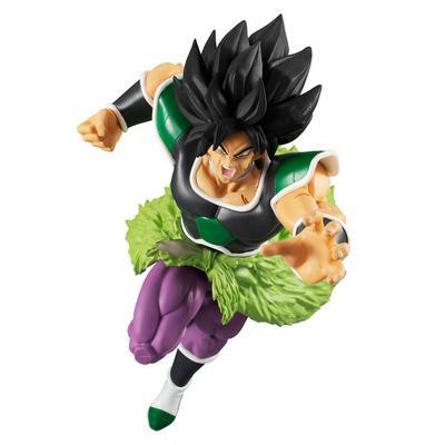 Dragon Ball Super Saiyan Broly Rage Mode Styling Series Statue