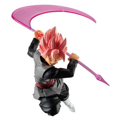 Dragon Ball Super Saiyan Rose Goku Black Styling Series Statue