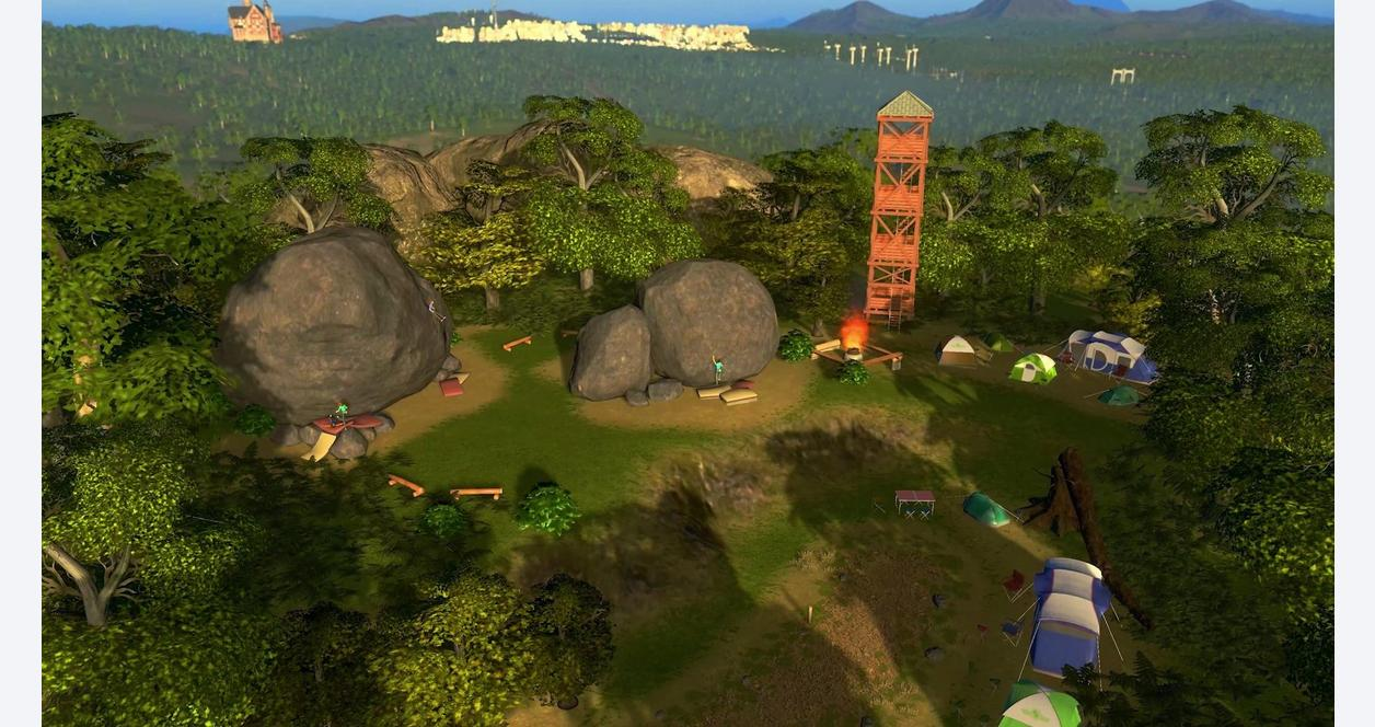Cities: Skylines Parklife Edition Only at GameStop