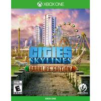 Cities: Skylines Parklife Edition Xbox One