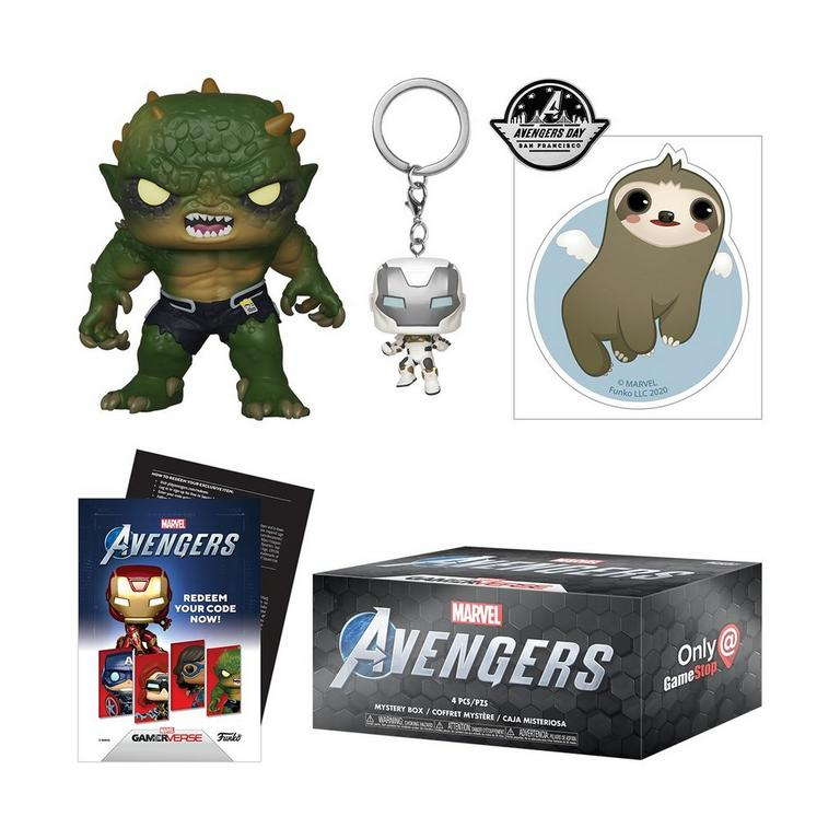 Funko Box: Marvel's Avengers Only at GameStop