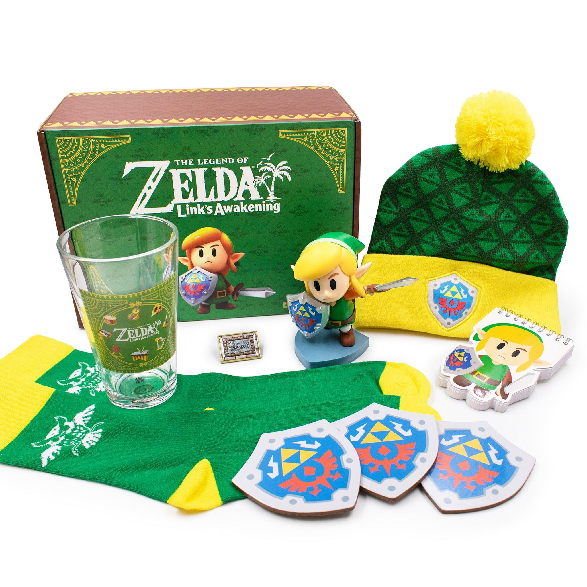 Official Legend of Zelda Collector/'s Fun Box with pin V2.0 *English Version*
