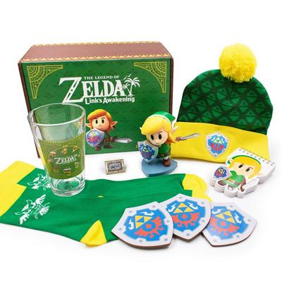The Legend of Zelda: Link's Awakening Collector Box