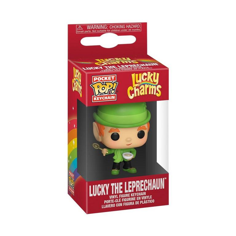 Pocket POP! Keychain: Ad Icons Lucky the Leprechaun