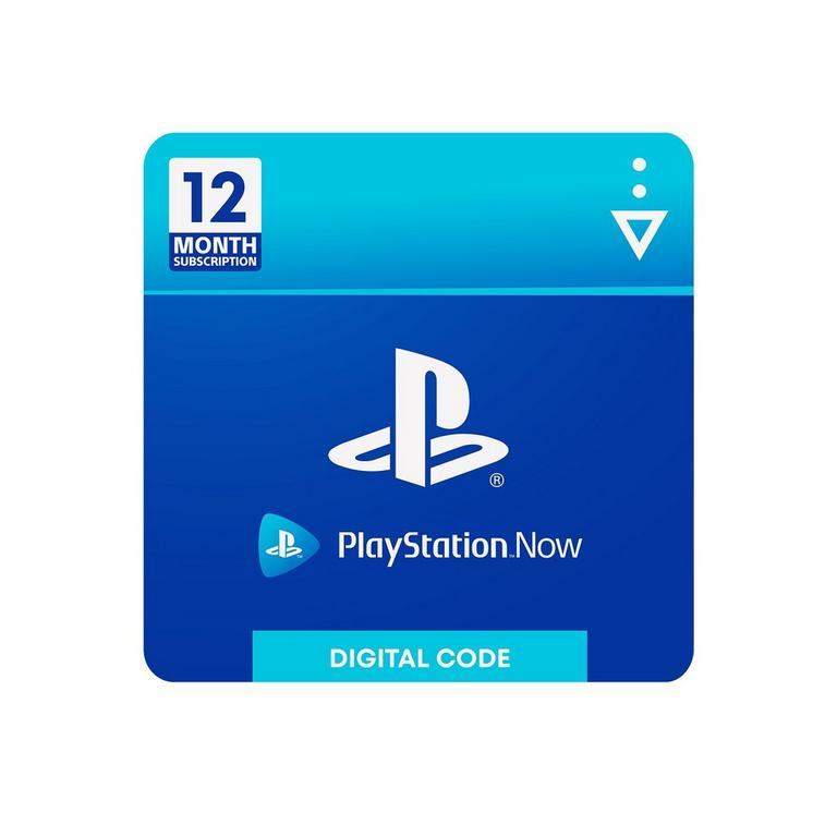 PlayStation Now 1 Year Subscription