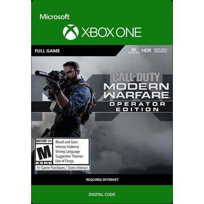 Call of Duty: Modern Warfare Operator Edition