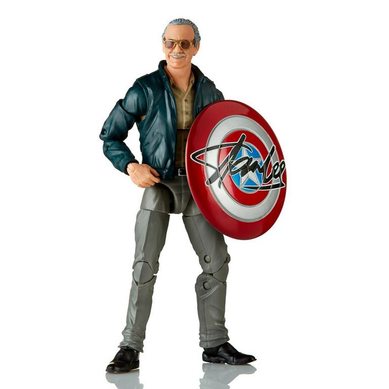 Marvel Legends Series 80th Anniversary Stan Lee Action Figure