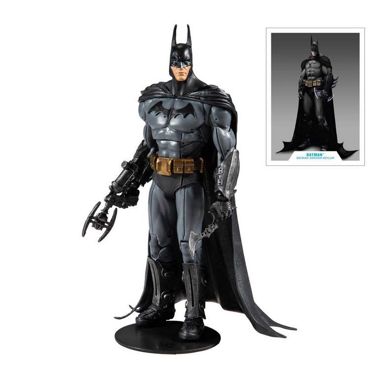 Batman: Arkham Asylum Batman DC Multiverse Action Figure
