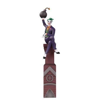 Batman Joker Rouges Gallery Multi Part Statue