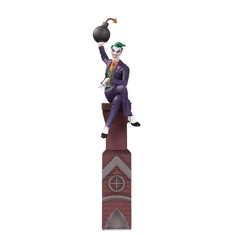 Batman Joker Rouges Gallery Multi Part Statue