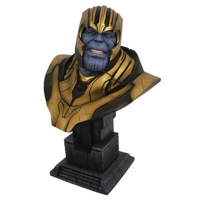 Avengers: Infinity War Thanos Legends in 3-D Bust
