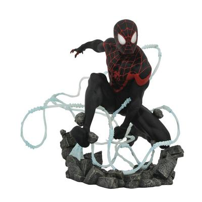 Spider-Man Miles Morales Premier Collection Statue