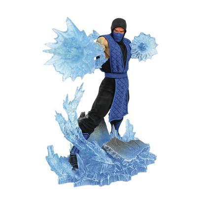 Mortal Kombat 11 Sub-Zero Gallery Statue