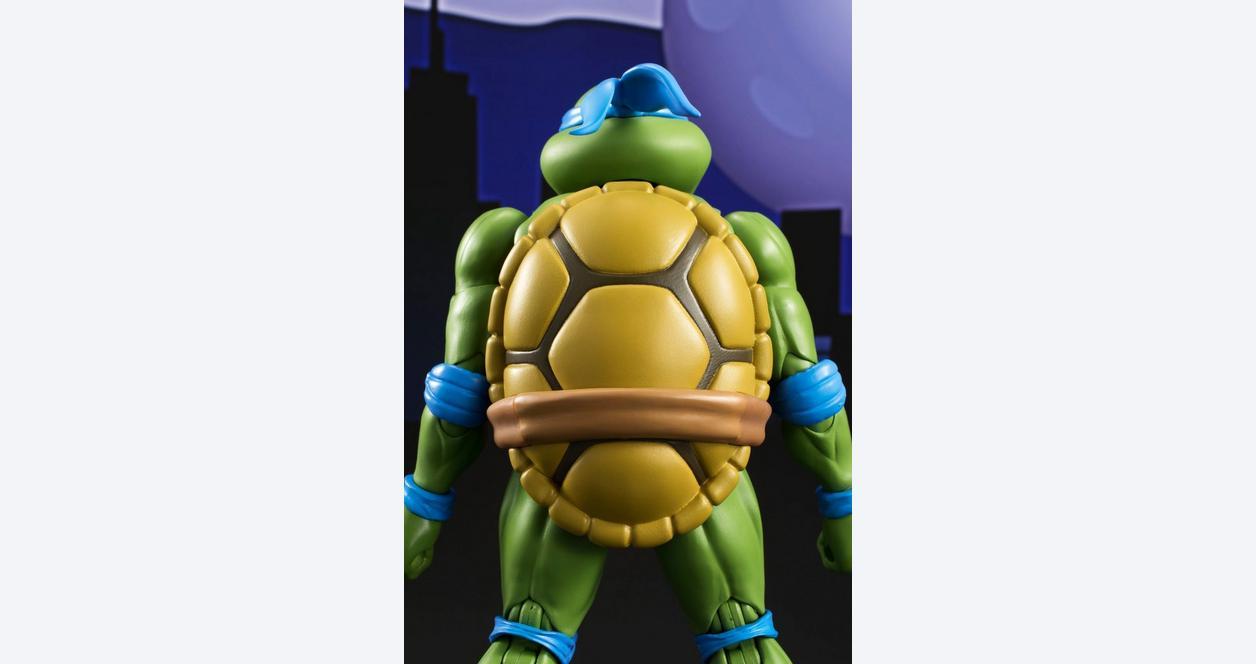 Teenage Mutant Ninja Turtles Leonardo S.H. Figuarts Action Figure