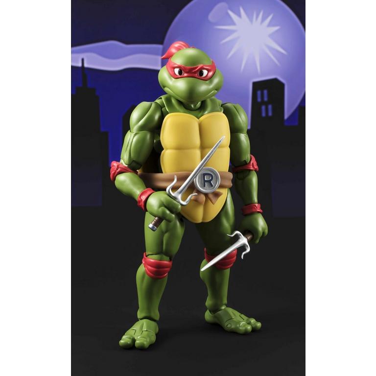 Teenage Mutant Ninja Turtles Raphael S.H. Figuarts Action Figure