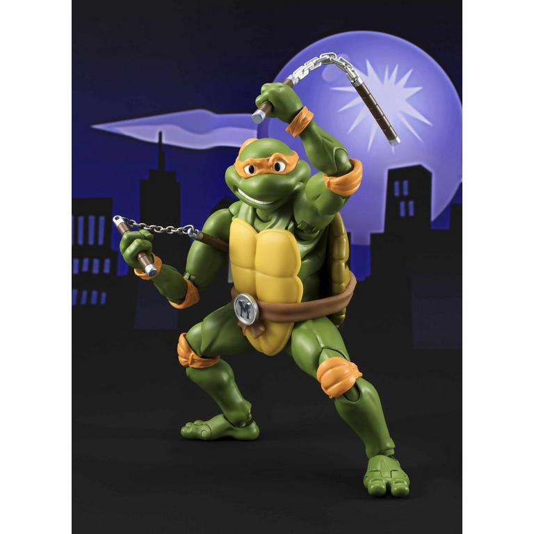 Teenage Mutant Ninja Turtles Michelangelo S.H. Figuarts Action Figure
