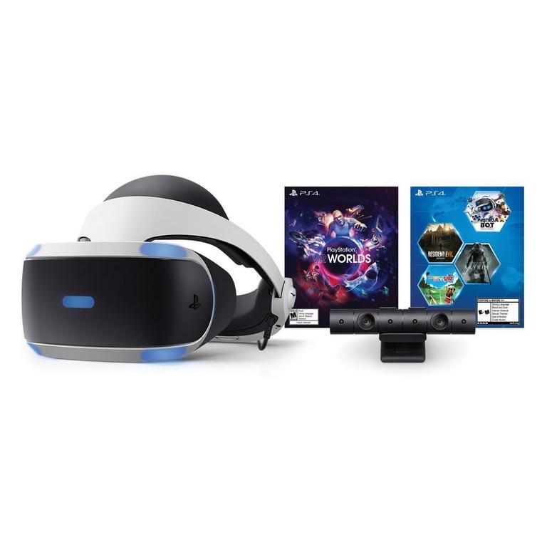 PlayStation VR Five Game Bundle