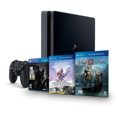 PlayStation 4 Only on PlayStation Bundle 1TB