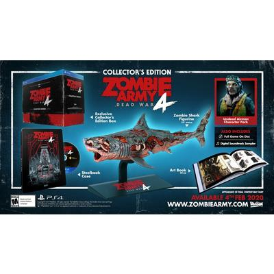 Zombie Army 4: Dead War Collector's Edition