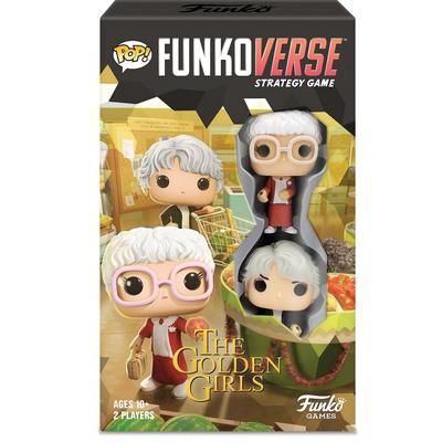 Funkoverse Strategy Game The Golden Girls 101