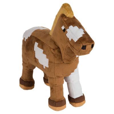 Minecraft Horse Plush
