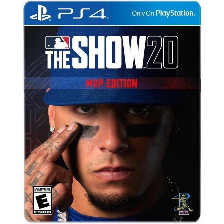 Sony MLB 20 The Show MVP Edition PS4 Pre-Order At GameStop Now!