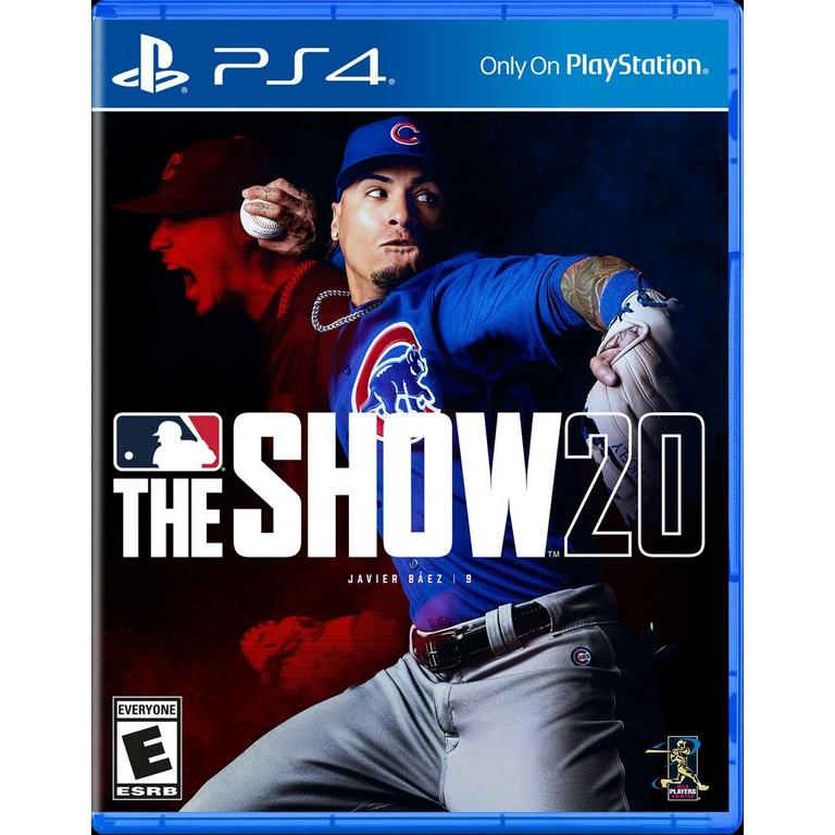 Sony MLB The Show 20 PS4 Pre-Order At GameStop Now!