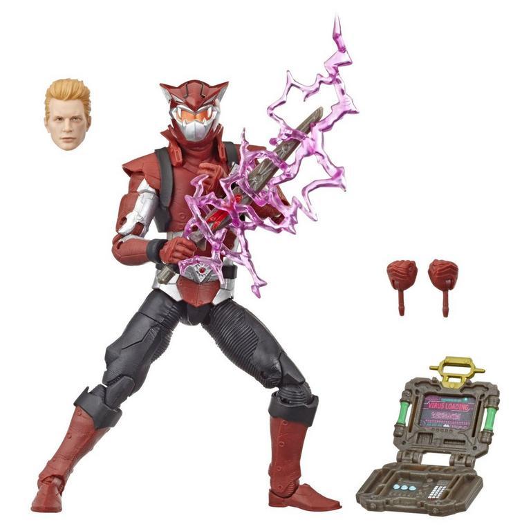 "Power Rangers Cybervillain Blaze Lightning Collection 6/"" Action Figure IN STOCK"