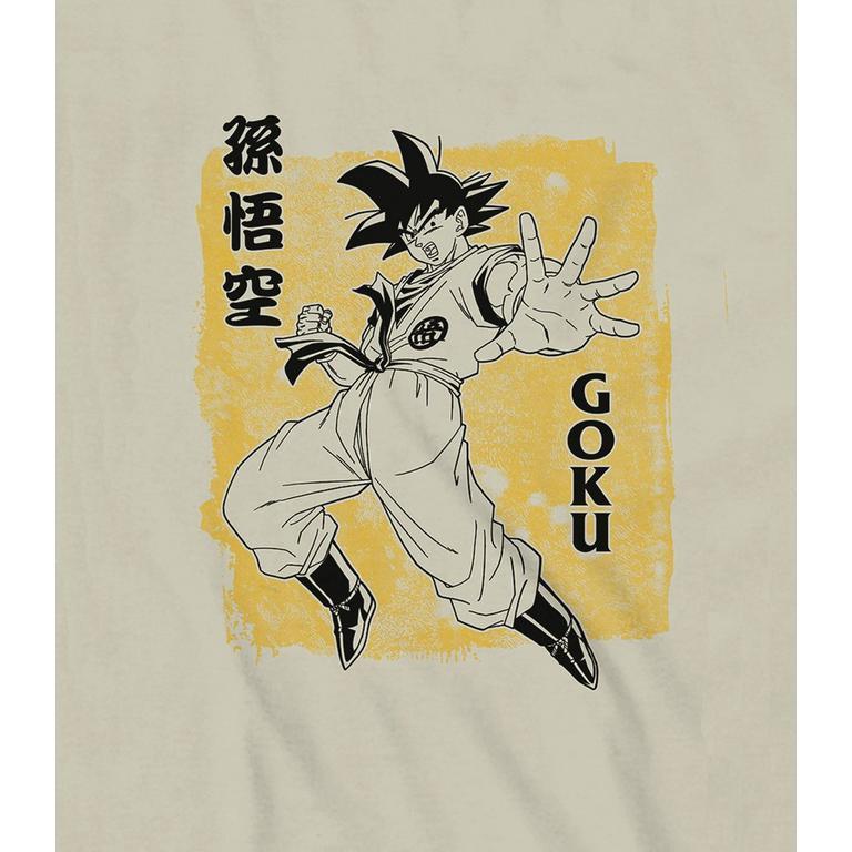 Dragon Ball Z Goku Kanji T-Shirt