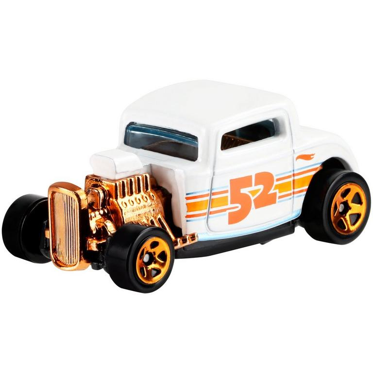 Hot Wheels Pearl and Chrome Case 24 Piece