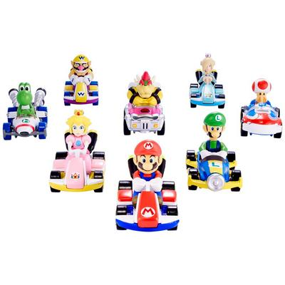Hot Wheels Mario Kart Case 8 Piece Only at GameStop
