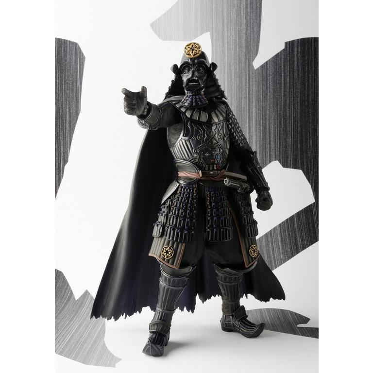 Star Wars Samurai General Darth Vader Meisho Movie Realization Action Figure CN
