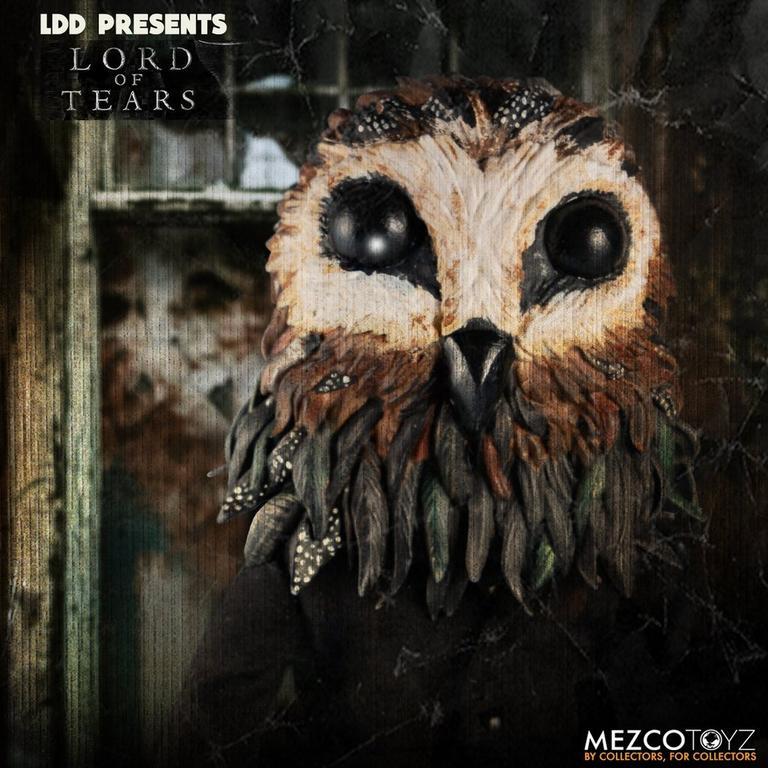 Living Dead Dolls Lord of Tears The Owlman Doll