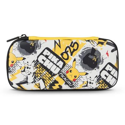 Nintendo Switch Lite Pikachu Graffiti Stealth Case Kit
