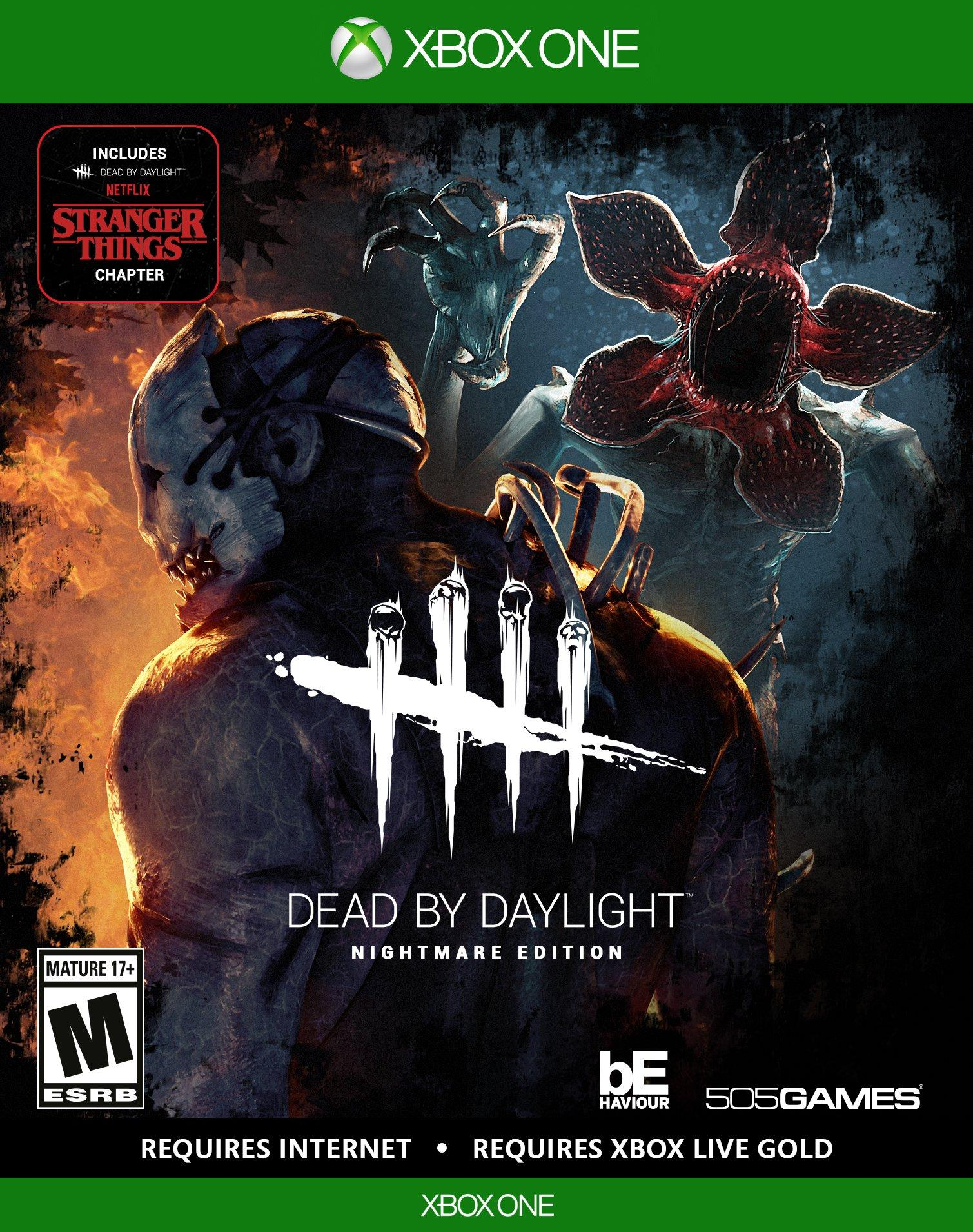 Dead By Daylight Nightmare Edition Xbox One Gamestop