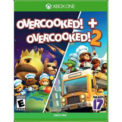 Overcooked! and Overcooked! 2