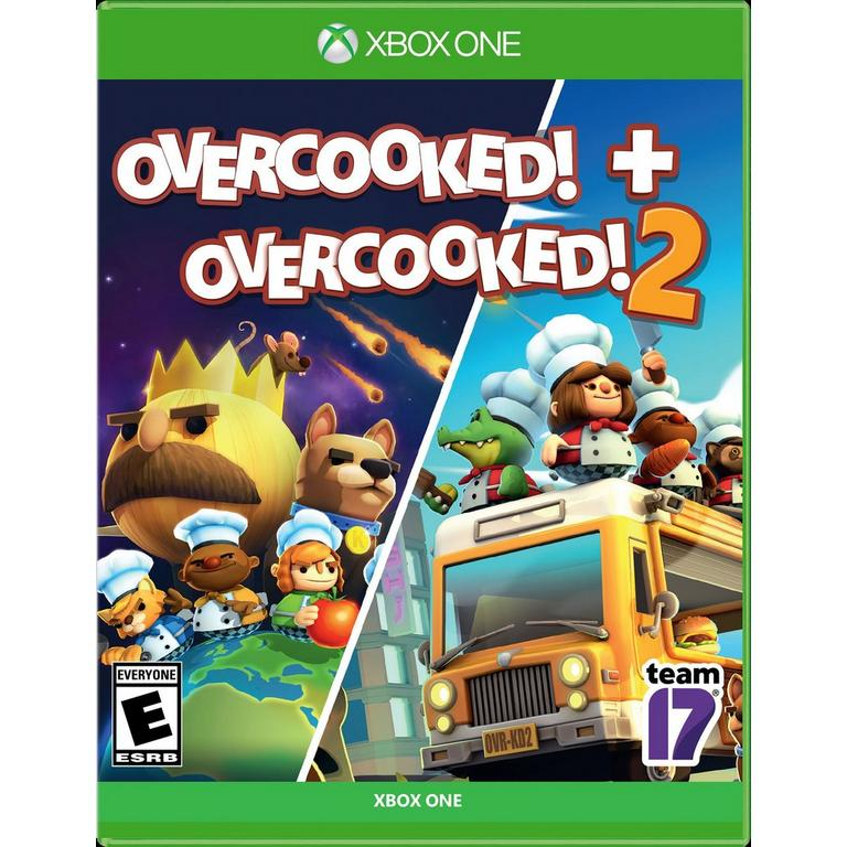 Overcooked! and Overcooked! 2