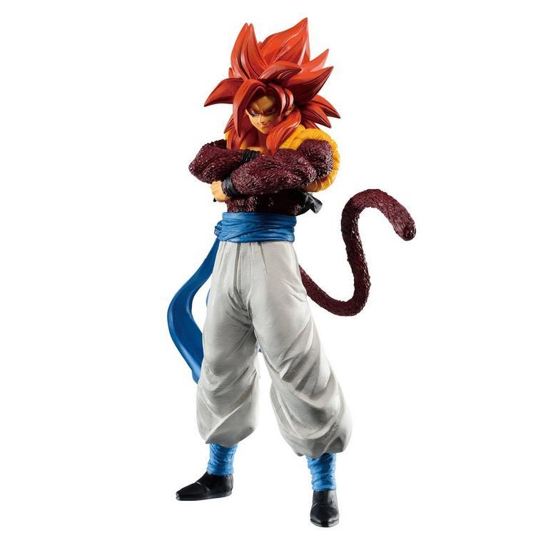 Dragon Ball Super Saiyan 4 Gogeta Statue Gamestop