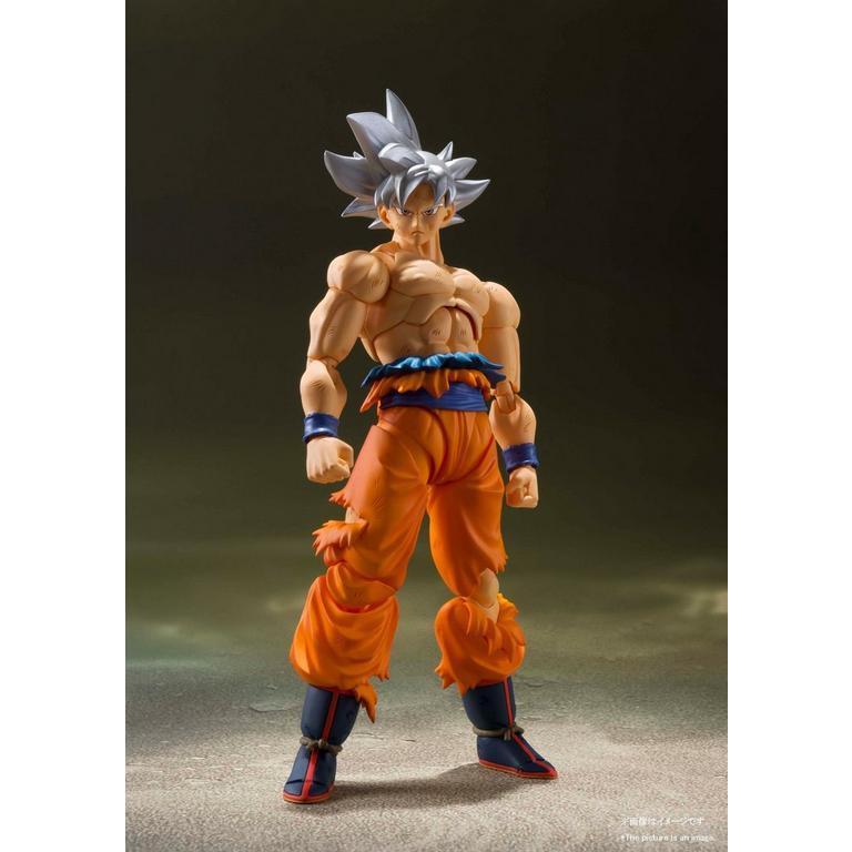Dragon Ball Super Son Goku Ultra Instinct S.H.Figuarts Figure