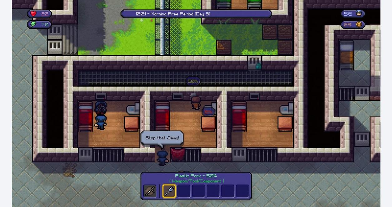 The Escapists and The Escapists 2