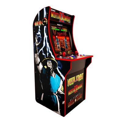Mortal Kombat Arcade Cabinet Without Riser