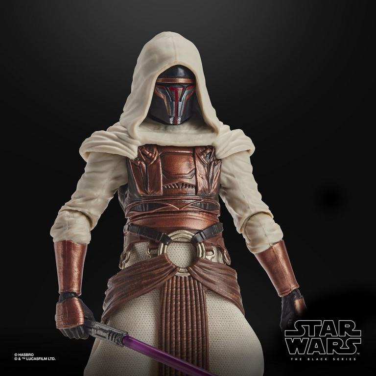 Star Wars Jedi Revan The Black Series Action Figure Only at GameStop